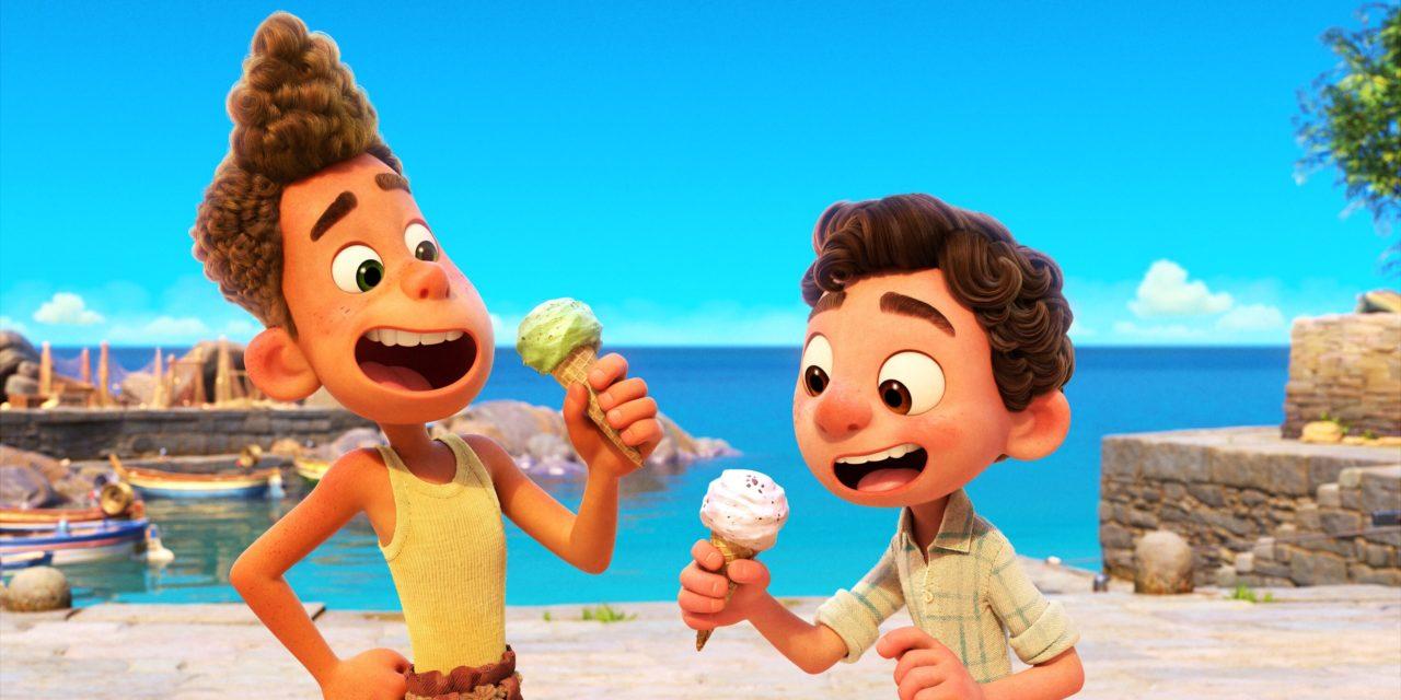 """Animationsfilm """"Luca"""" bei Disney+: Ein Sommer al dente"""