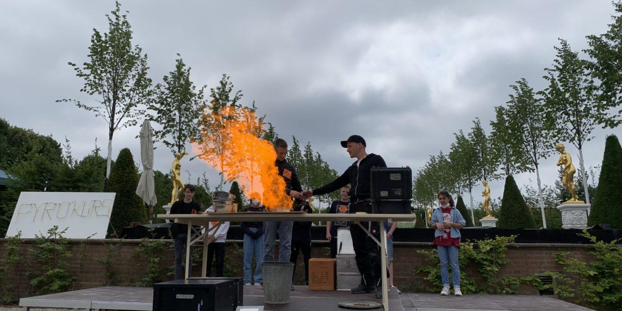 Akademie der Spiele: IGS Roderbruch verlegt Unterricht in den Großen Garten