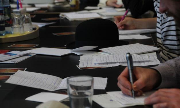 Junge Schreibwerkstatt: Studierende geben Tipps fürs Schreiben