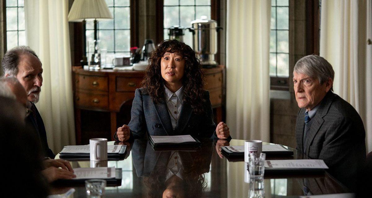 """""""Die Professorin"""": Neue Netflix-Serie mit Sandra Oh in der Hauptrolle"""