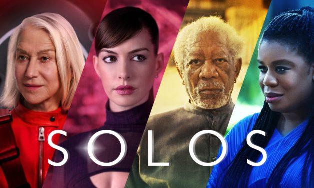 """""""Solos"""": Science-Fiction-Serie erforscht Menschlichkeit"""