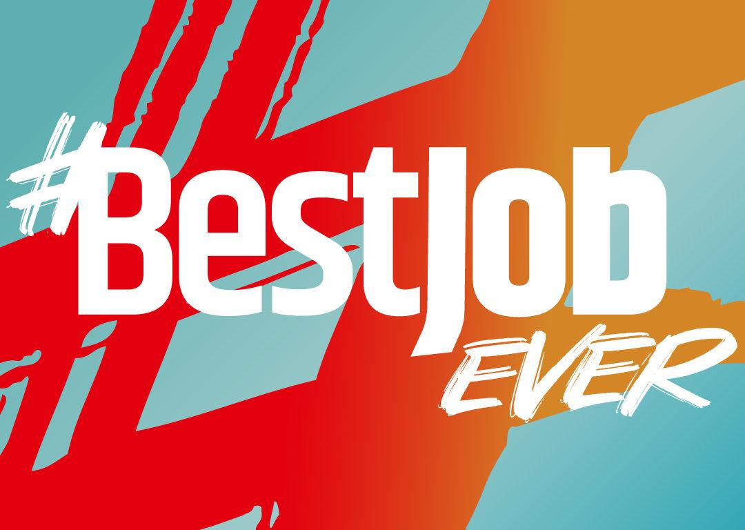 #bestjobever: Ausbildungsmesse findet live bei Youtube statt