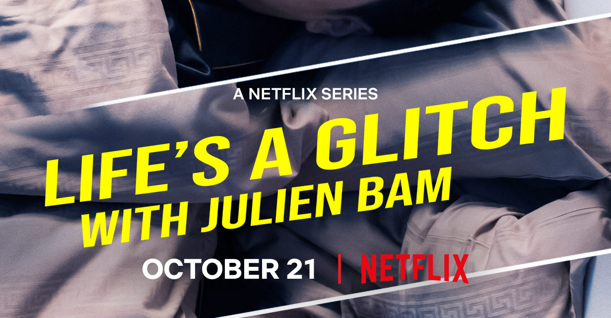 """""""Life's a Glitch"""": Julien Bam bekommt eigene Netflix-Serie"""