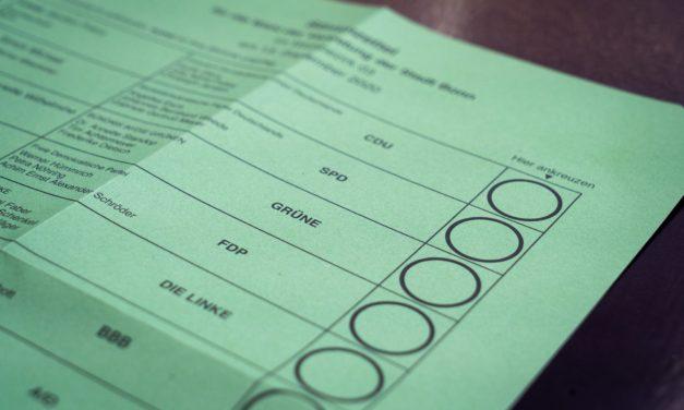 Bundestagswahl: Was steht in den Wahlprogrammen der Parteien?