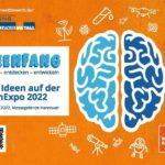 Ideenexpo 2022: Schüler können eigene Projekte auf der Messe ausstellen