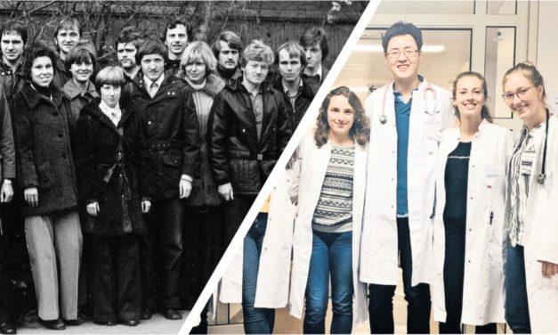 Drei Generationen berichten: So lief der Start an der Uni früher und heute